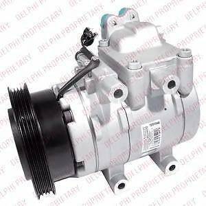 Delphi Tsp0159446 Compressor For Air Conditioning Hyundai Matrix  Rc1041226P