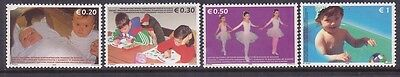 Kosovo 50-53 MNH 2006 Children Full Set Very Fine