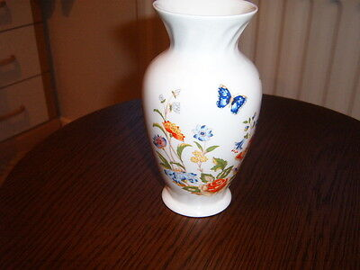 Unboxed Aynsley Cottage Garden design 6.25 inches high vase