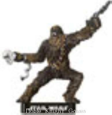 WOTC Star Wars Minis Alliance & Empire Chewbacca - Enraged Wookiee NM