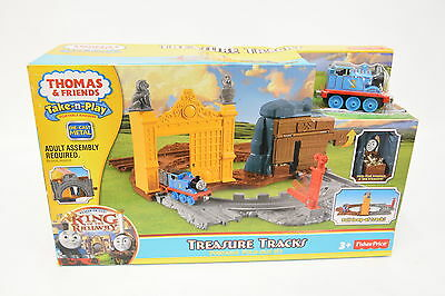 Fisher Price Thomas the Train: Treasure on The Tracks Playset