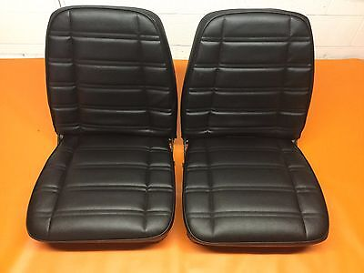 1969 Roadrunner Seat Covers Front Bucket Seats Low Back Satellite GTX Upholstery