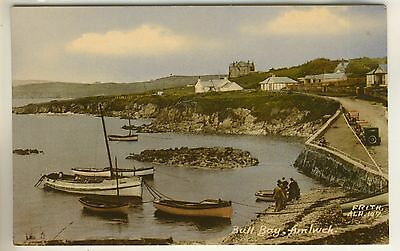 A Frith's Post Card of Bull Bay, Amlwch. Anglesey