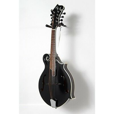 Michael Kelly Legacy Black Out F Style Mandolin Black 190839076991