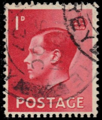 GREAT BRITAIN 231 (SG458) - King Edward VIII (pf6346)