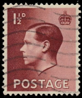 GREAT BRITAIN 231 (SG458) - King Edward VIII (pf6340)