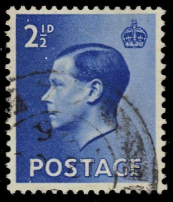 GREAT BRITAIN 233 (SG460) - King Edward VIII (pf5348)