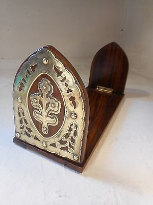 Antique Book Ends Stand , Rest Shelf