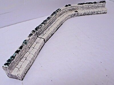Lot of 4 pcs Ceramic Bench/Seating for Park G Scale Diorama