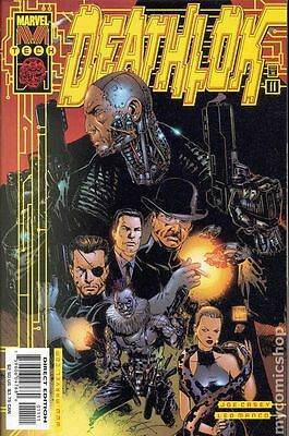 Deathlok (1999 2nd Series) #11 VF