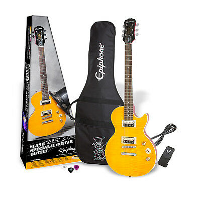 Epiphone Slash AFD Les Paul Special-II Electric Guitar Outfit (NEW)