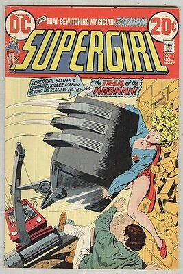 Supergirl #1 November 1972 VG+ First Issue
