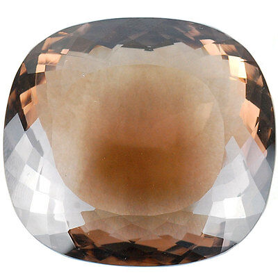 VVS 305 Cts [Certified] Untreated Natural Smokey Quartz AAA Finest Huge Gemstone
