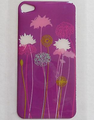 Long Stem FLOWERS Design BACK STICKER for Apple iPhone 4/4G/4S Phone Decal