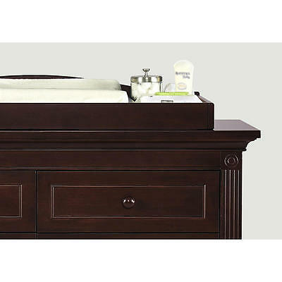 Baby Cache Montana Changing Topper - Espresso