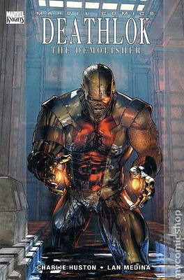 Deathlok The Demolisher HC (2010 Marvel Knights) #1-1ST NM