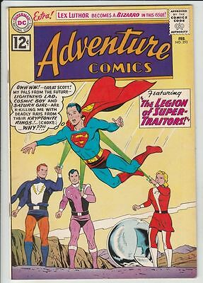 Adventure Comics 293 Superboy strict VF/NM 9.0 High-Grade Super-Horse Legion Key