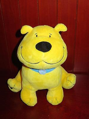 Clifford The Big Red Dog T-BONE Plush Figure Stuffed Animal Yellow T BONE KOHLS