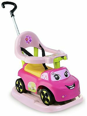 Smoby Auto Bascule - Rose. From the Official Argos Shop on ebay