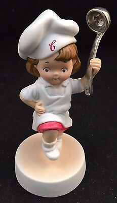 Reseller Lot (68) 2003 Campbell's Soup-Girl Porcelain Figurine #16477-New In Box