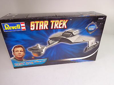 Revell Star Trek Series USS enterprise NCC-1701 Mode Kit 1:600 New in Box 04881