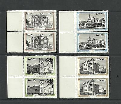 Swa South West Africa ( Namibia ) ~ 1984 Historic Buildings Swakopmund
