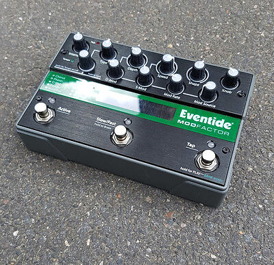 Eventide ModFactor Modulation Electric Guitar Effects Pedal USED! RKEM090617