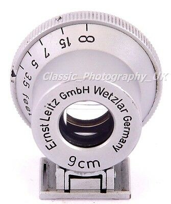 Leitz SGVOO 9cm BRIGHT Line Finder for LEICA LTM or Leica-M 90mm / 9cm Lenses