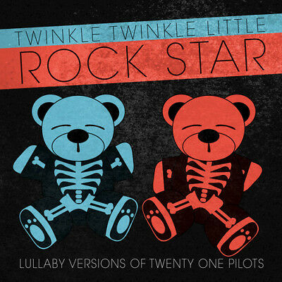 Lullaby Versions of Twenty One Pilots [New CD] Manufactured On Demand