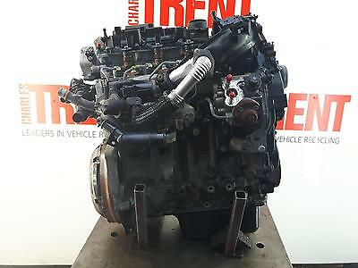 2011 FORD FIESTA TZJA 1560cc Diesel Manual Engine with Pump Injectors & Turbo