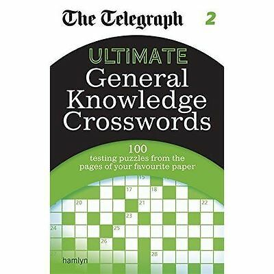 The Telegraph: Ultimate General Knowledge Crosswords 2 (The Telegraph Puzzle Boo