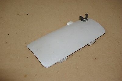 Used Oil Tank Cover Panel for a VMoto Milan 50cc Scooter