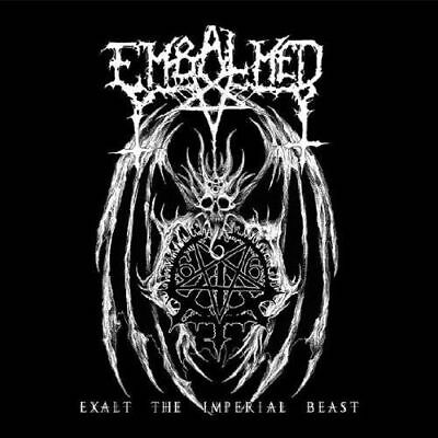 Embalmed - Exalt The Imperial Beast NEW CD
