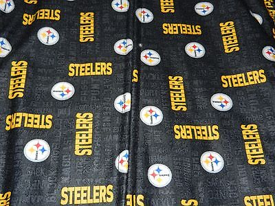 Pittsburgh Steelers NFL Football Infant BABY Footed Pajamas sz 6M 6 months NEW!
