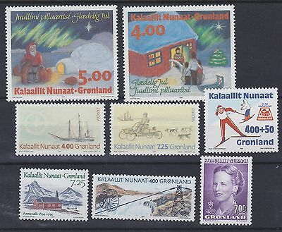 864) Greenland - Gronland 1994  - Mint Never Hinged Sets -