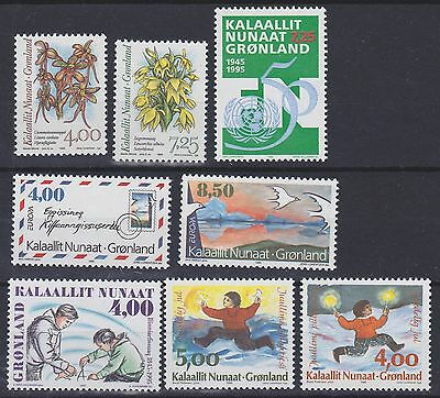 865) Greenland - Gronland 1995  - Mint Never Hinged Sets -
