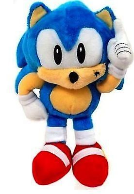 """Sonic the Hedgehog 8"""" Plush Toy - Classic Sonic - T22380 - NEW"""