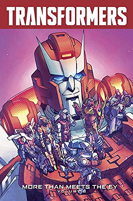 Transformers: More Than Meets The Eye Volume 8 (Transformers More Than Meets the