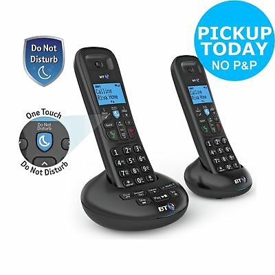 BT 3570 Cordless Telephone with Answer Machine - Twin