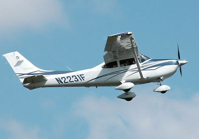 Giant 1/3 Scale Cessna 182 Skylane Plans and Templates