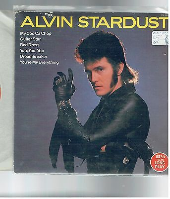 Alvin Stardust My Coo Ca Choo Ep Red Dress/you You You 6 Track 33 Rpm