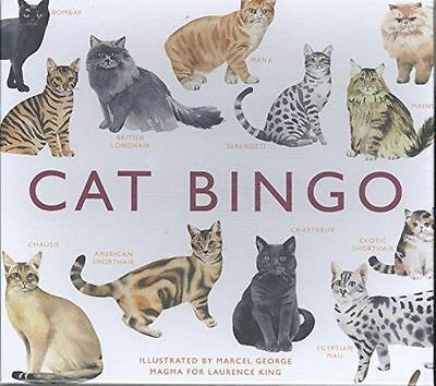 **NEW** - Cat Bingo (Magma for Laurence King) (Game) - 1780679033