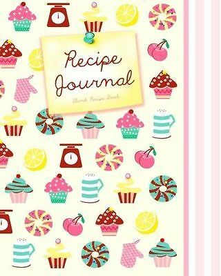Blank Recipe Book: Recipe Journal ( Gifts for Foodies / (Diary) 1517351499