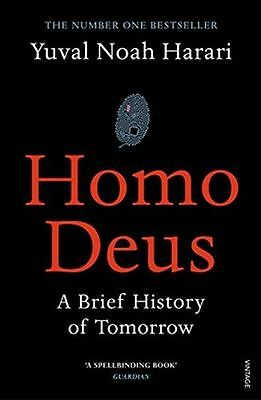 **NEW** - Homo Deus: A Brief History of Tomorrow (Paperback) - 1784703931