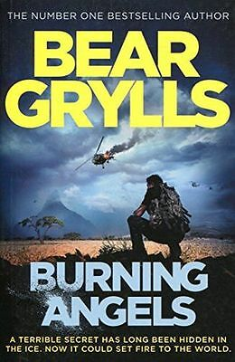 **NEW** - Burning Angels (Will Jaeger 2) (Paperback) - 1409156877