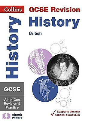 GCSE History - British All-in-One Revision and Practice (Paperback) 0008166358