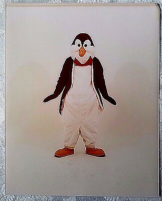 Rare 1976 Disney Mary Poppins Penguin Cast Character Costuming Reference Photo