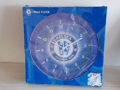 Chelsea FC wall clock New/boxed
