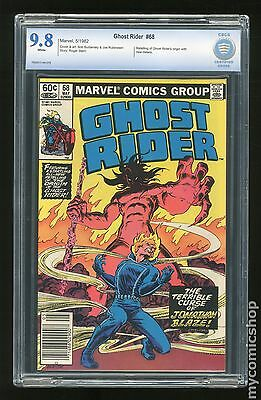 Ghost Rider (1973 1st Series) #68 CBCS 9.8