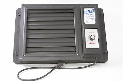 Delta CPM Black Out Variable Speed Darkroom Exhaust Fan